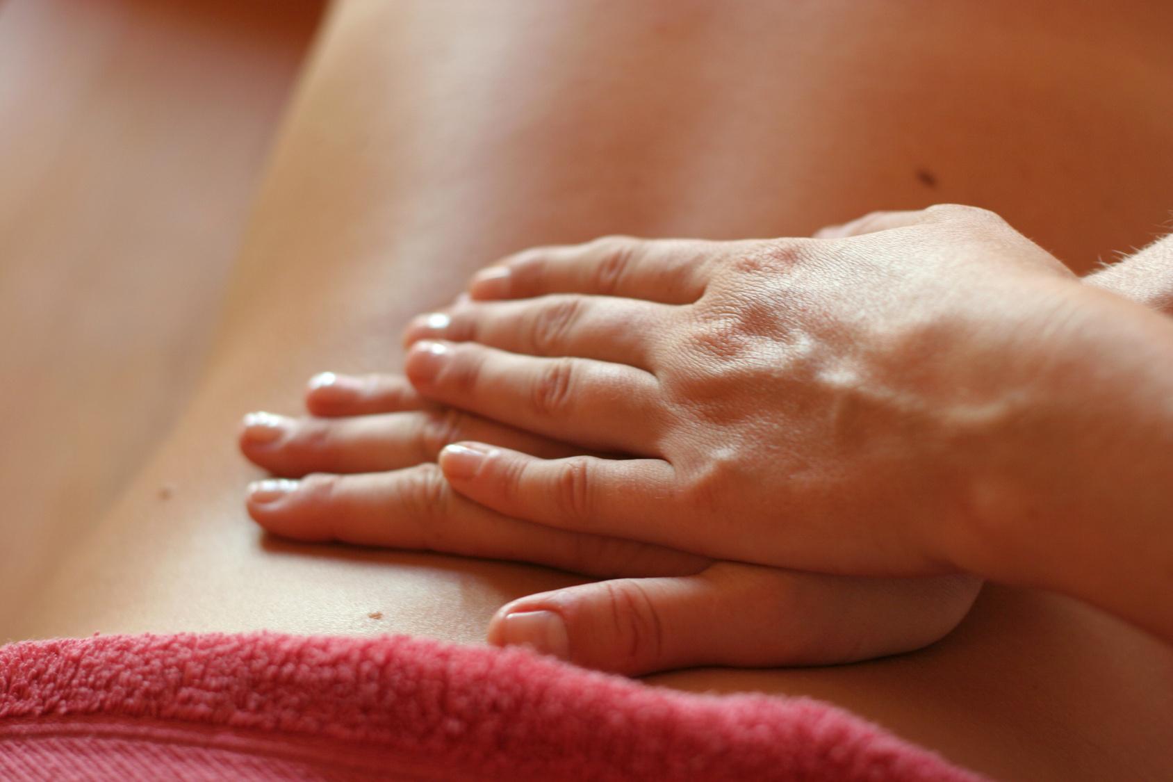 Many hands massage a naked brooke vincent - 2 3
